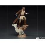 Statuette Star Wars Deluxe BDS Art Scale Obi-Wan Kenobi 28cm 1001 Figurines (5)