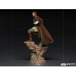 Statuette Star Wars Deluxe BDS Art Scale Obi-Wan Kenobi 28cm 1001 Figurines (8)