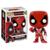 Figurine Marvel Comics Funko POP! Bobble Head Deadpool Thumb Up 10cm 1001 Figurines