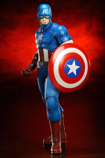 marvel-comics-statuette-pvc-artfx-captain-america-19-cm-style-manga-1-0158120001393255439