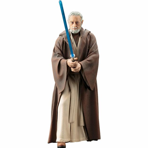 Statuette Star Wars ARTFX+ Obi-Wan Kenobi 18cm 1001 Figurines
