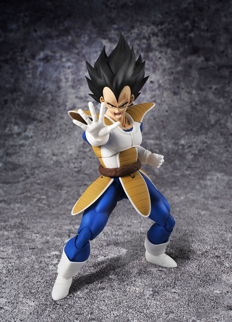 Figurine Dragon Ball Z Vegeta S.H. Figuarts 18cm 1001 Figurines 3