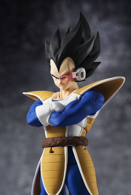 Figurine Dragon Ball Z Vegeta S.H. Figuarts 18cm 1001 Figurines 7