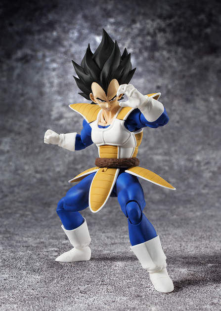 Figurine Dragon Ball Z Vegeta S.H. Figuarts 18cm 1001 Figurines 6