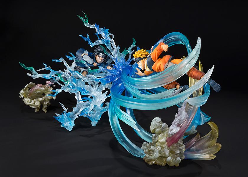Figurine Naruto Figuarts Zero Kizuna Relation Naruto Uzumaki 19cm 1001 Figurines 6