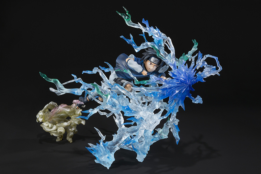 Figurine Naruto Figuarts Zero Kizuna Relation Sasuke Uchiwa 19cm 1001 Figurines 2