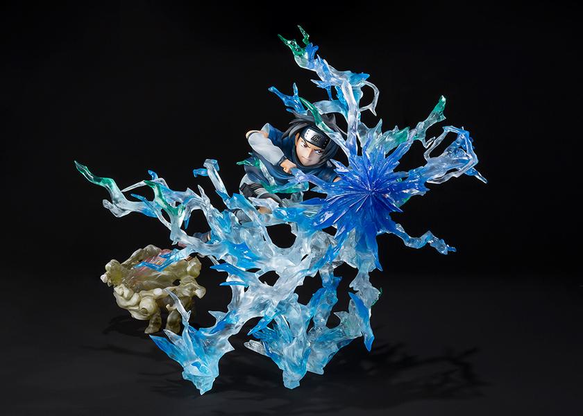 Figurine Naruto Figuarts Zero Kizuna Relation Sasuke Uchiwa 19cm 1001 Figurines 1