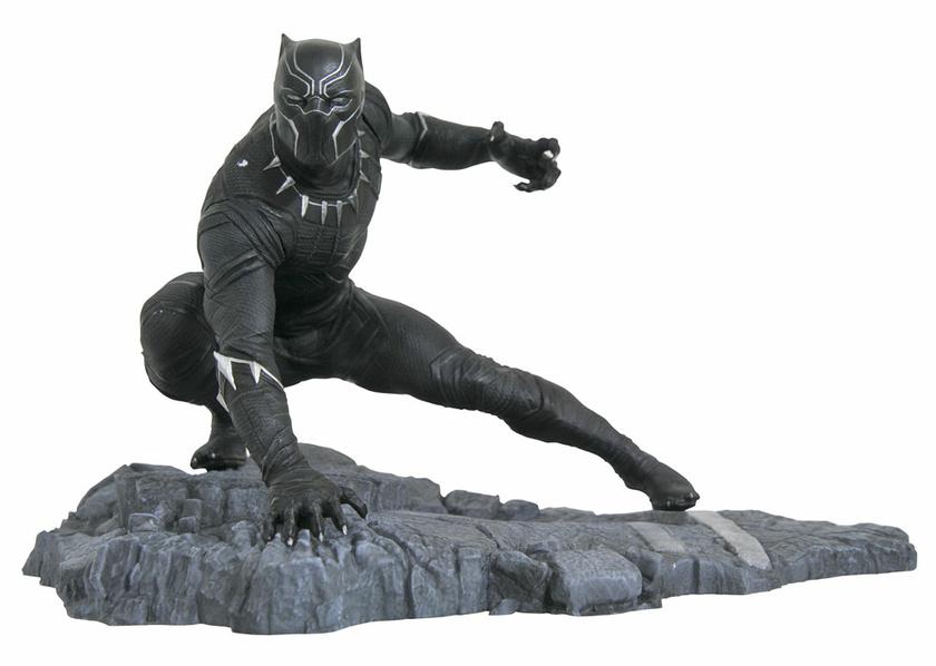 Statuette Marvel Gallery Black Panther (Captain America Civil War) 15cm 1001 Figurines