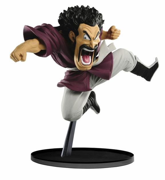 Figurine Dragon Ball Z SCultures Big Budoukai 7 Mister Satan 9cm 1001 Figurines