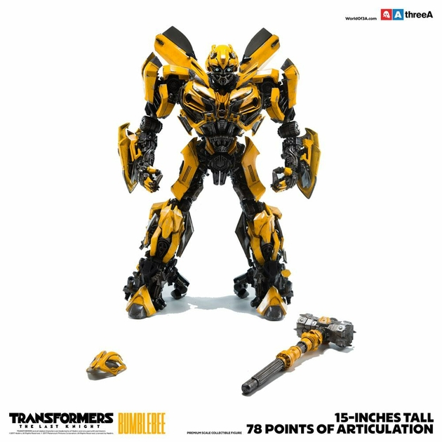 Figurine Transformers The Last Knight Bumblebee 38cm 1001 Figurines