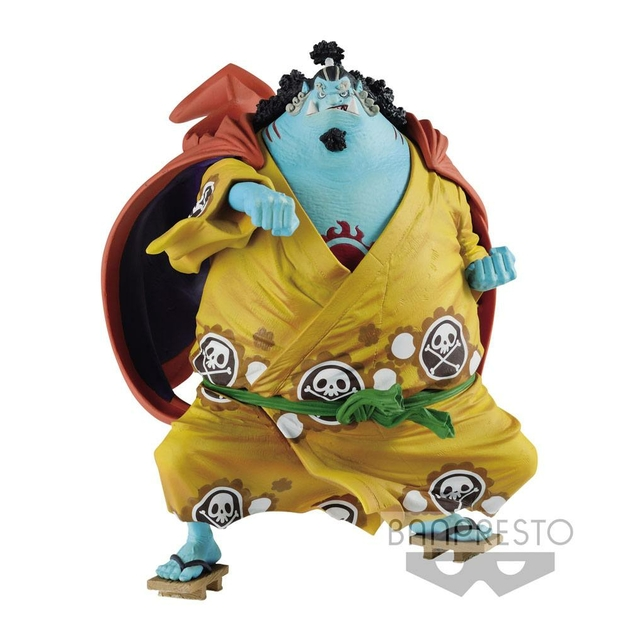 Figurine One Piece King Of Artist Jinbe 13cm 1001 Figurines