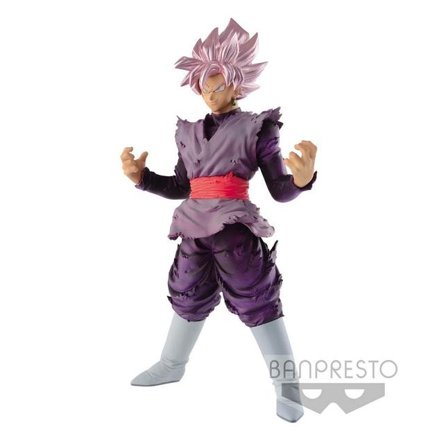 Figurine Dragon Ball Z Blood of Saiyans Super Saiyan Rose 18cm 1001 Figurines