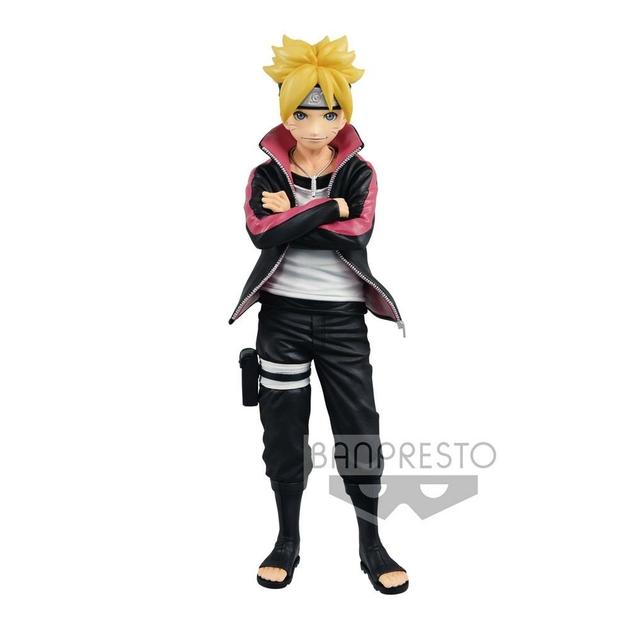 Figurine Boruto Naruto Next Generation Shinobi Relations NEO Boruto Uzumaki 23cm 1001 Figurines