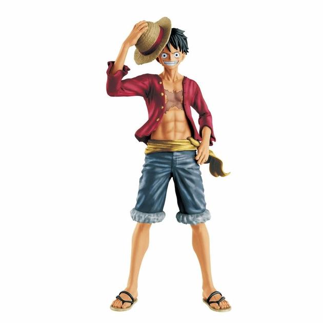 Figurine One Piece Memory Monkey D. Luffy 25cm 1001 Figurines