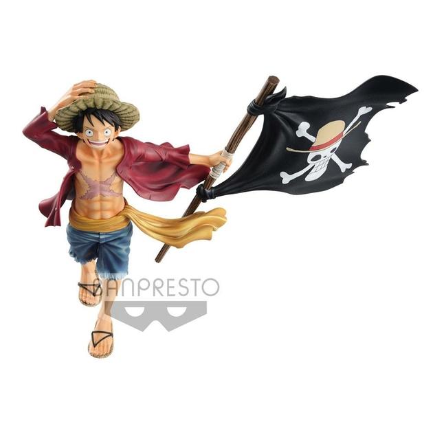 Figurine One Piece magazine Monkey D. Luffy 22cm 1001 Figurines