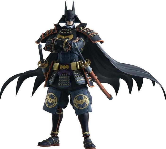 Figurine Figma Batman Ninja DX Sengoku Edition 16cm 1001 Figurines