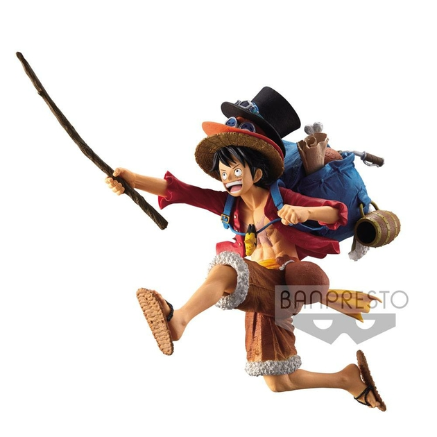 Figurine One Piece Monkey D. Luffy SP Design Ver. 11cm 1001 Figurines