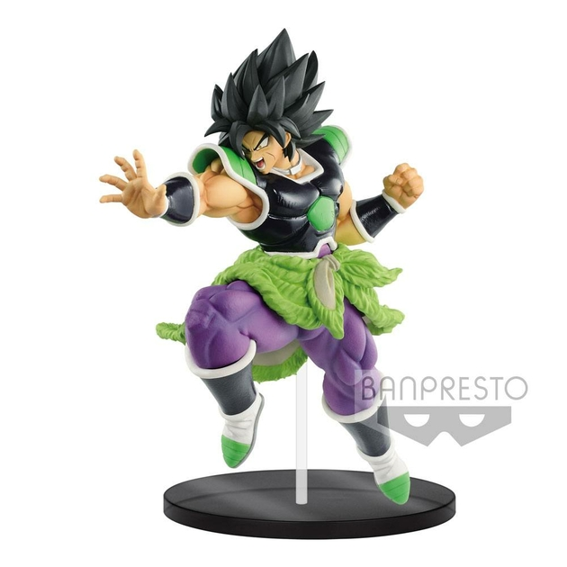 Figurine Dragon Ball Super Ultimate Soldiers Broly 23cm 1001 Figurines