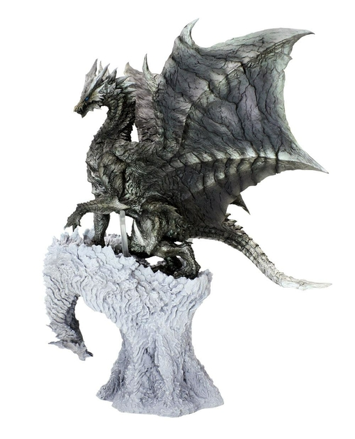 Statuette Monster Hunter CFB Creators Model Kushala Daora 32cm 1001 Figurines