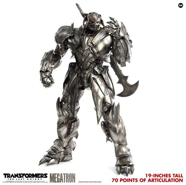 Figurine Transformers The Last Knight Megatron 48cm 1001 Figurines
