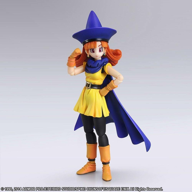Figurine Dragon Quest IV Chapters of the Chosen Bring Arts Alena 14cm 1001 Figurines