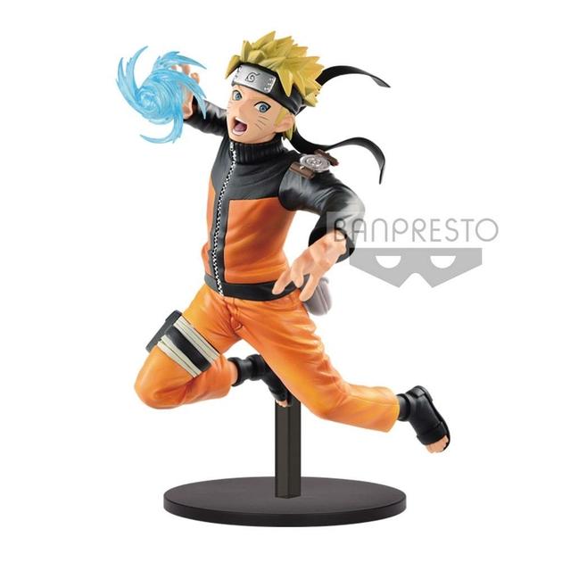 Statuette Naruto Shippuden Vibration Stars Uzumaki Naruto 17cm 1001 Figurines