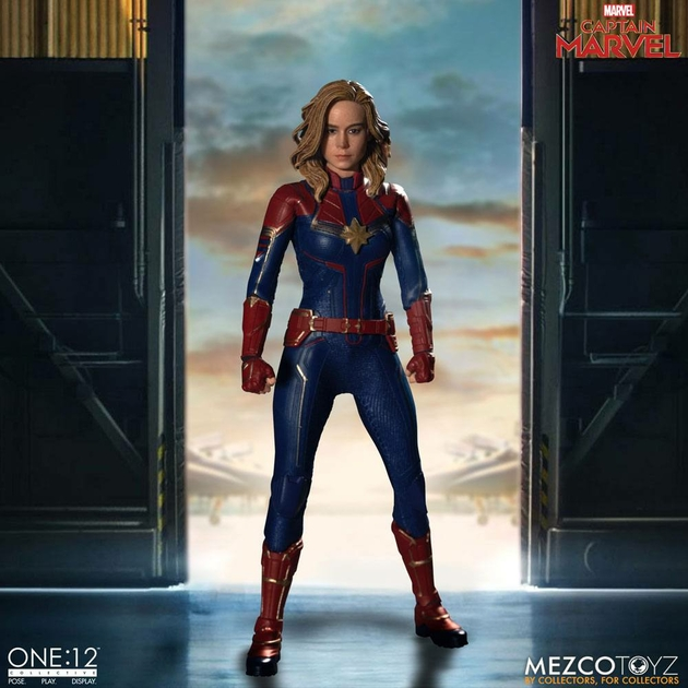 Figurine Captain Marvel 16cm 1001 Figurines