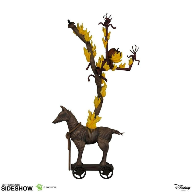 Statuette L´étrange Noël de Mr. Jack Disney Jack Skellington Pumpkin King 45cm 1001 Figurines
