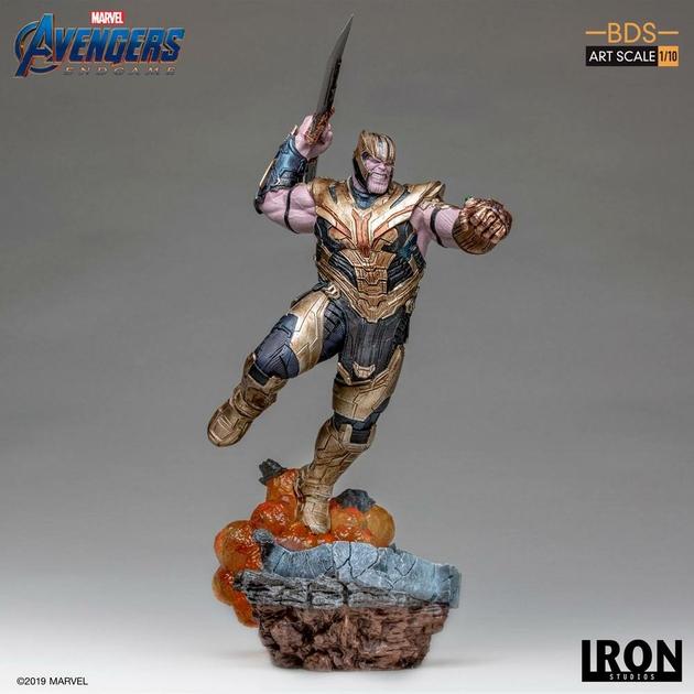 Statuette Avengers Endgame BDS Art Scale Thanos 36cm 1001 Figurines