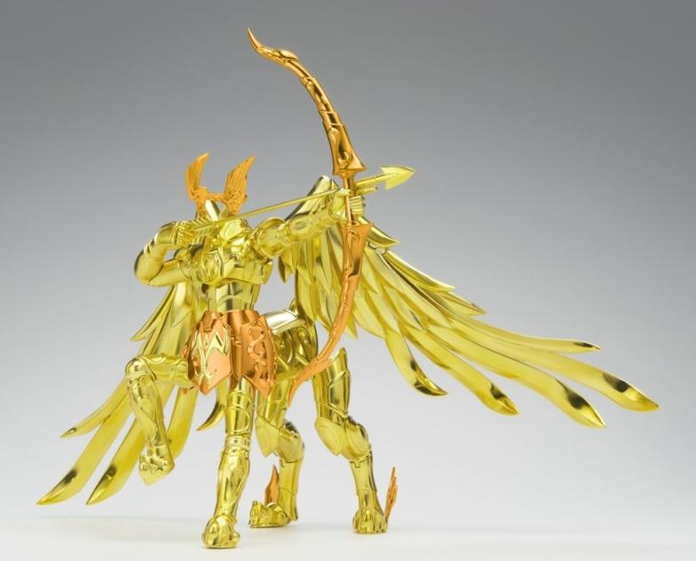 Figurine Saint Seiya Myth Cloth EX Seiya du Sagittaire 18cm 1001 Figurines 2