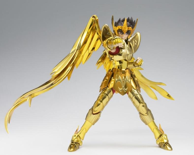 Figurine Saint Seiya Myth Cloth EX Seiya du Sagittaire 18cm 1001 Figurines 4