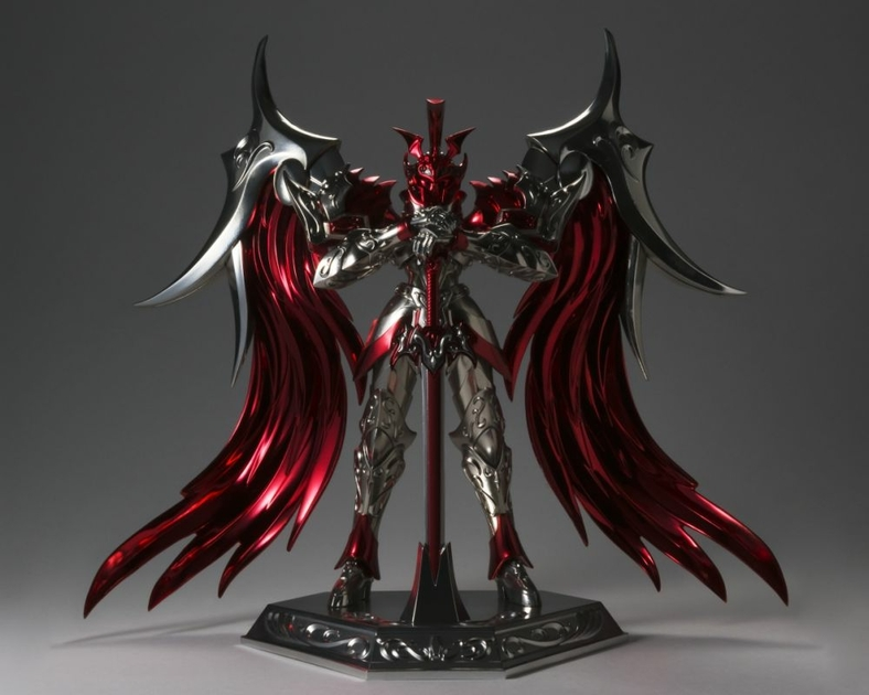 Figurine Saint Seiya Ex War God Ares Saintia Sho 18cm 1001 Figurines 6