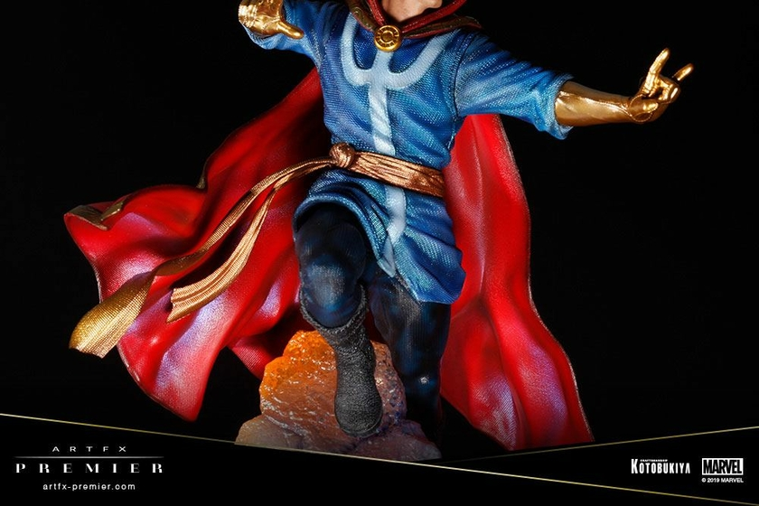 Statuette Marvel Universe ARTFX Premier Doctor Strange 25cm 1001 Figurines (12)