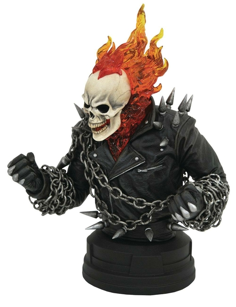 Buste Marvel Ghost Rider 15cm 1001 Figurines