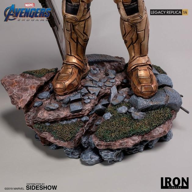 Statuette Avengers Endgame Legacy Replica Thanos 78cm 1001 Figurines (6)