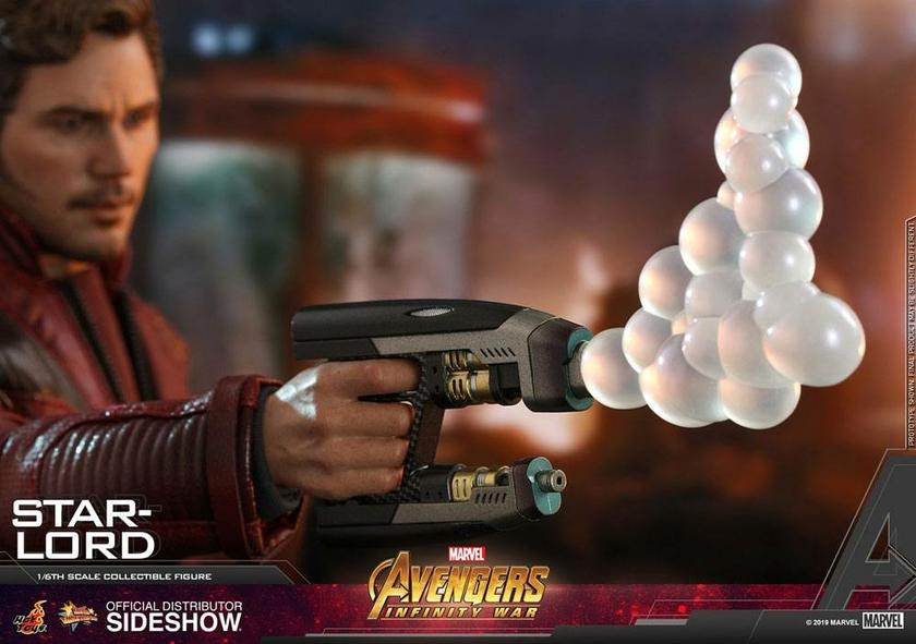 Figurine Avengers Infinity War Movie Masterpiece Star-Lord 31cm 1001 Figurines (10)