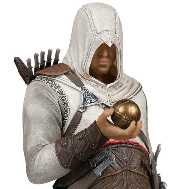 Statuette Assassins Creed Altaïr Apple of Eden Keeper 24cm 1001 figurines (2)