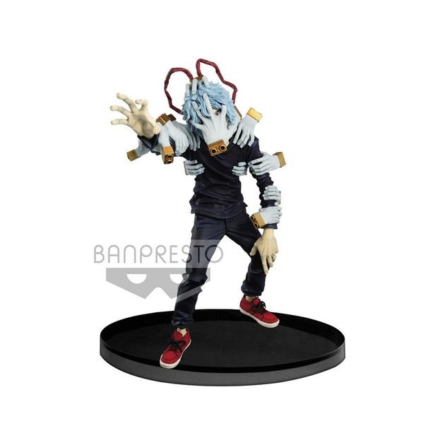 Statuette My Hero Academia Colosseum Billboard Charts Tomura Shigaraki Ver. A 18cm 1001 figurines