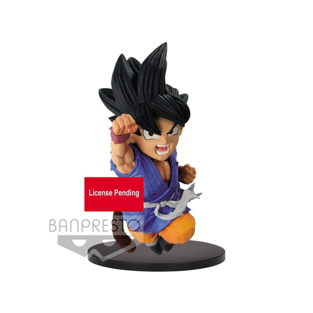Statuette Dragon Ball GT Wrath of the Dragon A Son Goku 13cm 1001 figurines
