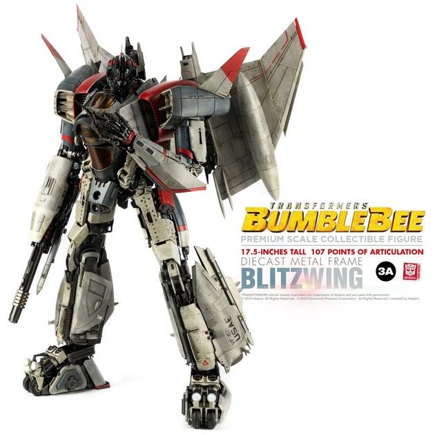 Figurine Bumblebee Premium Scale Blitzwing 44cm 1001 figurines (1)