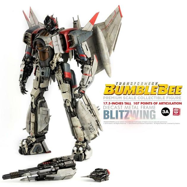 Figurine Bumblebee Premium Scale Blitzwing 44cm 1001 figurines (2)