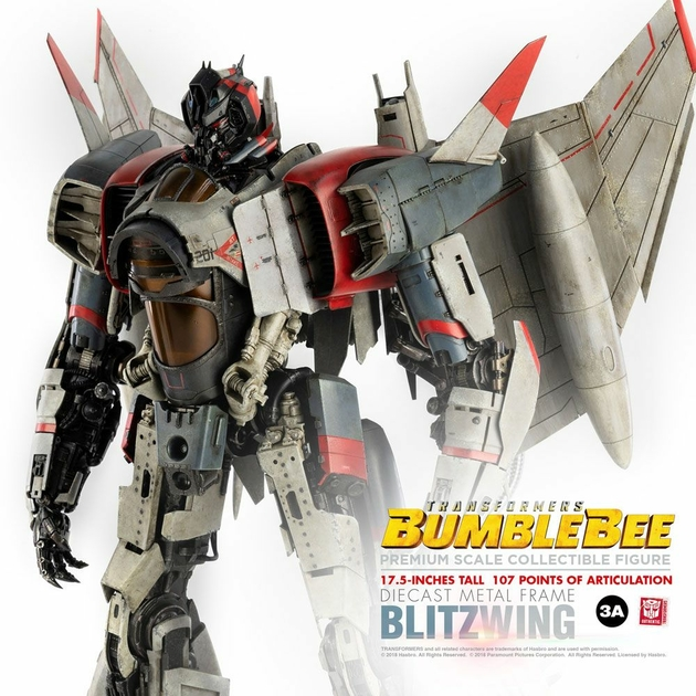 Figurine Bumblebee Premium Scale Blitzwing 44cm 1001 figurines (3)