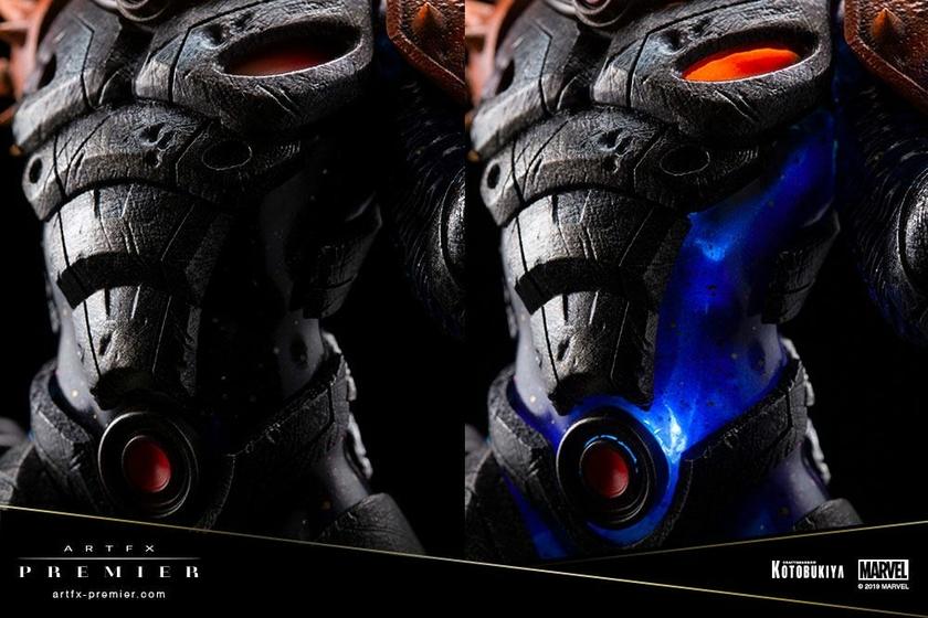Statuette Marvel Universe ARTFX Premier Cosmic Ghost Rider 22cm 1001 Figurines (3)