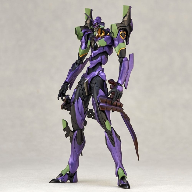 Figurine Neon Genesis Evangelion Test Type-01 Natayanagi Ver. 19cm 1001 figurines (3)