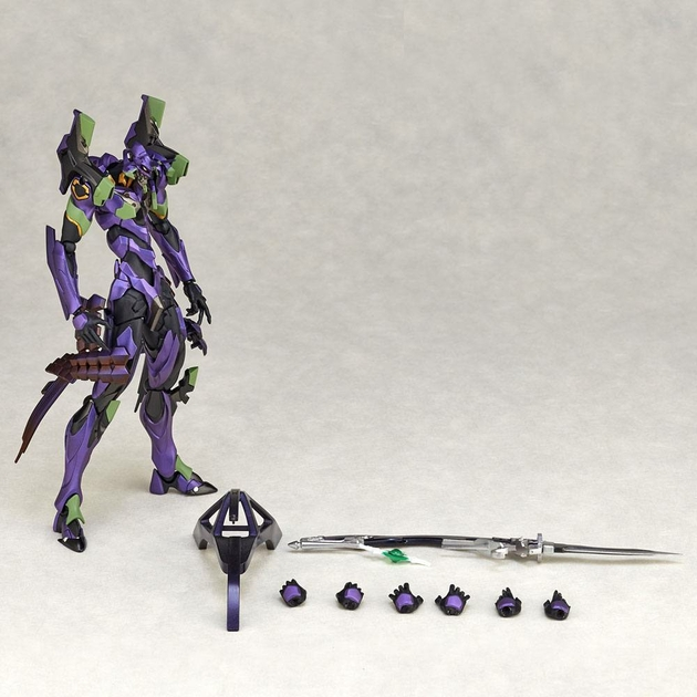 Figurine Neon Genesis Evangelion Test Type-01 Natayanagi Ver. 19cm 1001 figurines (9)