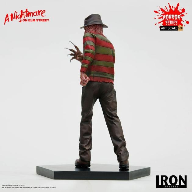 Statuette Nightmare On Elm Street Art Scale Freddy Krueger 19cm 1001 figurines (5)