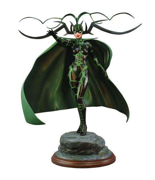 Statuette Marvel Comic Premier Collection Hela 30cm 1001 figurines
