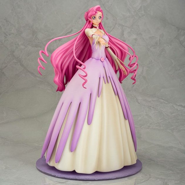 Statuette Code Geass Lelouch of the Rebellion Euphemia li Britannia 27cm 1001 figurines (9)