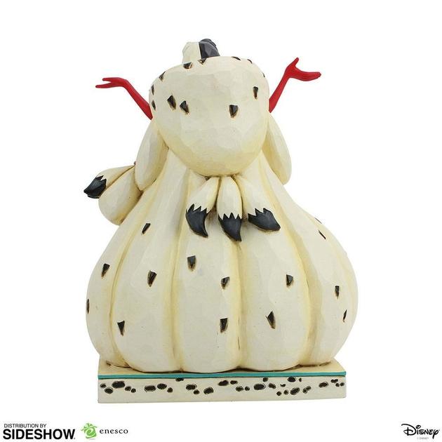 Statuette Disney Les 101 Dalmatiens Cruella De Vil 21cm 1001 figurines (2)