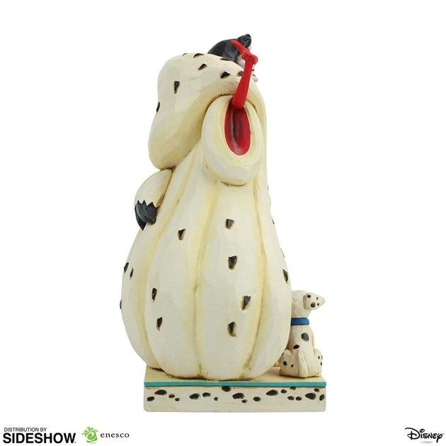 Statuette Disney Les 101 Dalmatiens Cruella De Vil 21cm 1001 figurines (3)